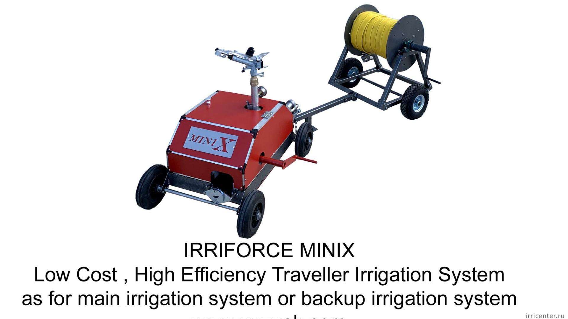 IRRIFORCE MINIX TD12500-120
