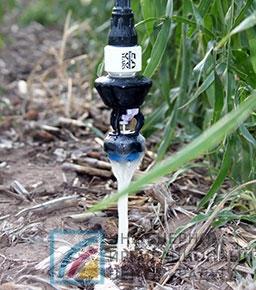 LEPA (энергосберегающей прицельной подачи воды)